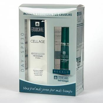 Pack Endocare Cellage day spf30 50ml + endocare tensage serum 15ml 185158
