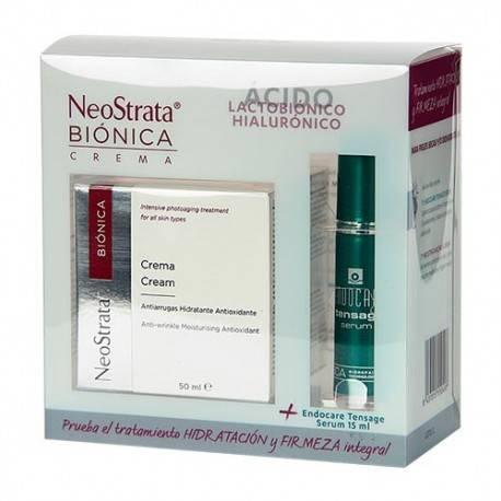 Pack Neostrata biónica crema 50ml + Endocare tensage 15ml 151338