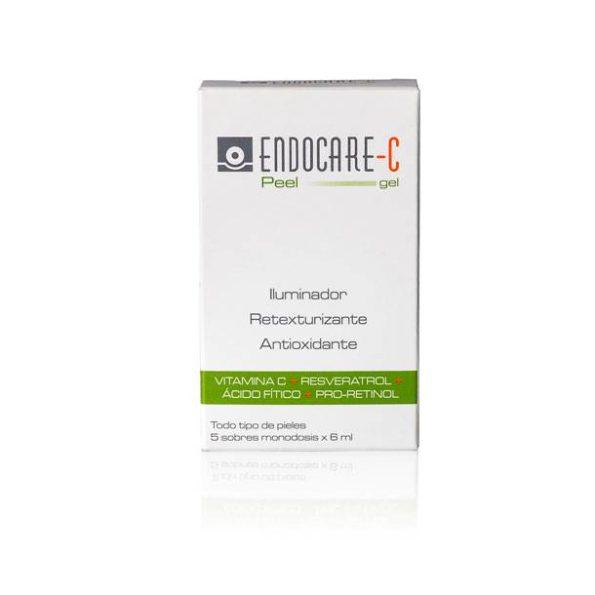 Endocare C peel gel 5 sobres monodosis 6ml 171350