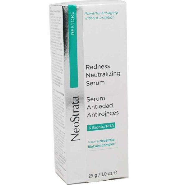 Neostrata serum antiedad antirojeces 29g 186661