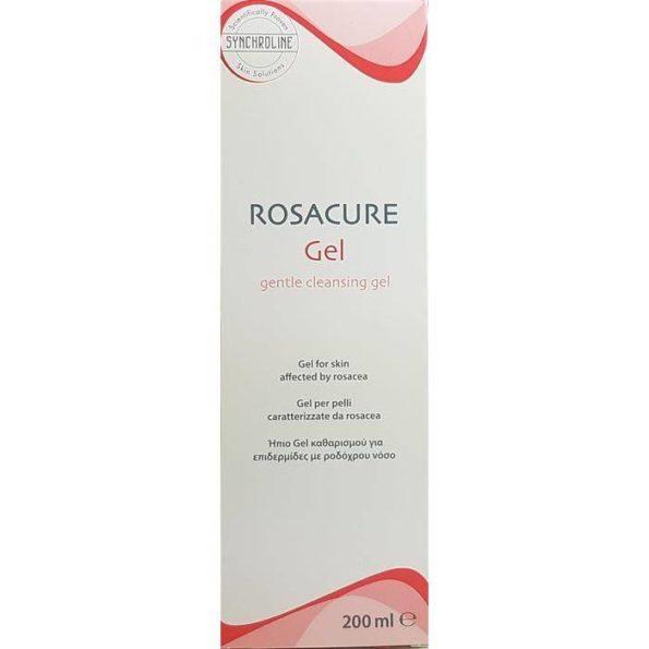 Rosacure glentle cleansing gel 200ml 152970