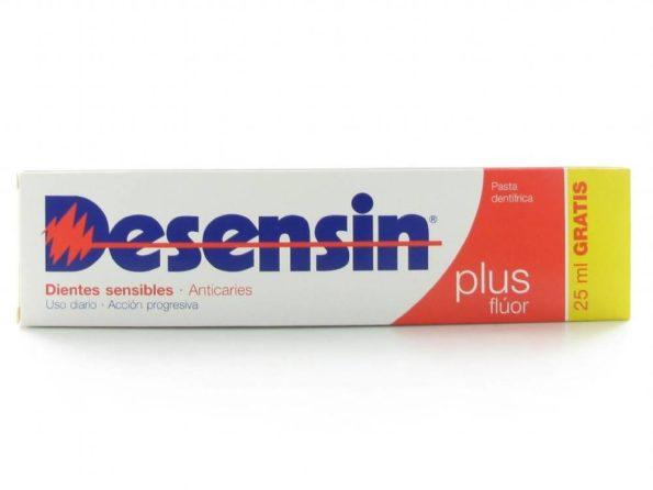 Desensin plus pasta dentifrica 125 ml 176115