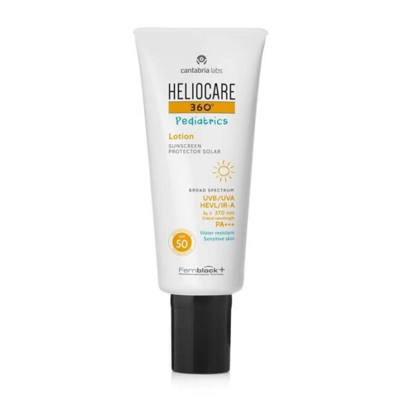 Heliocare 360 pediatrics lotion spf 50 200ml 191190