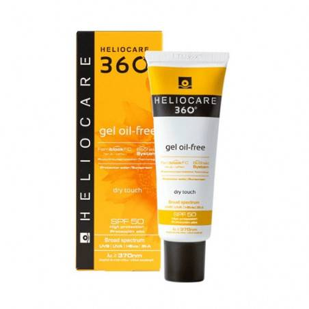 Heliocare 360º gel oil free spf50 50ml 172413