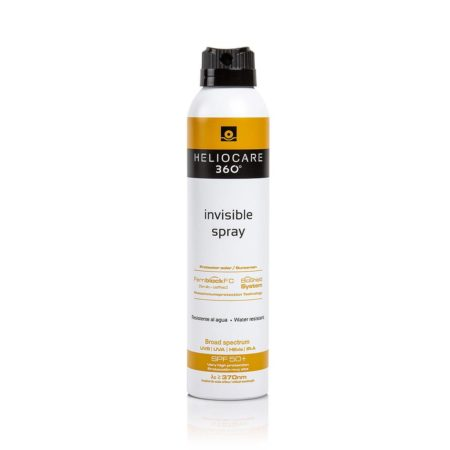 Heliocare 360º invisible spray spf 50+ 200ml 186660