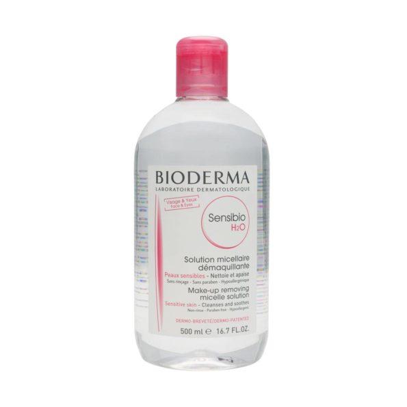 Sensibio H2O agua micelar bioderma 500ml 151796