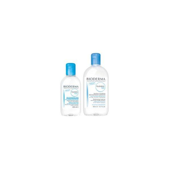 Hydrabio H2O agua micelar 500ml + 250ml regalo bioderma 448