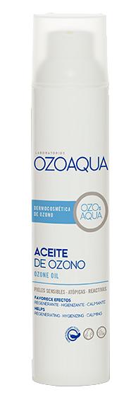 Ozoaqua aceite de ozono 100 ml 166214