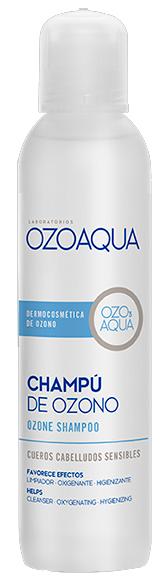 Ozoaqua champú de ozono 250 ml 168723