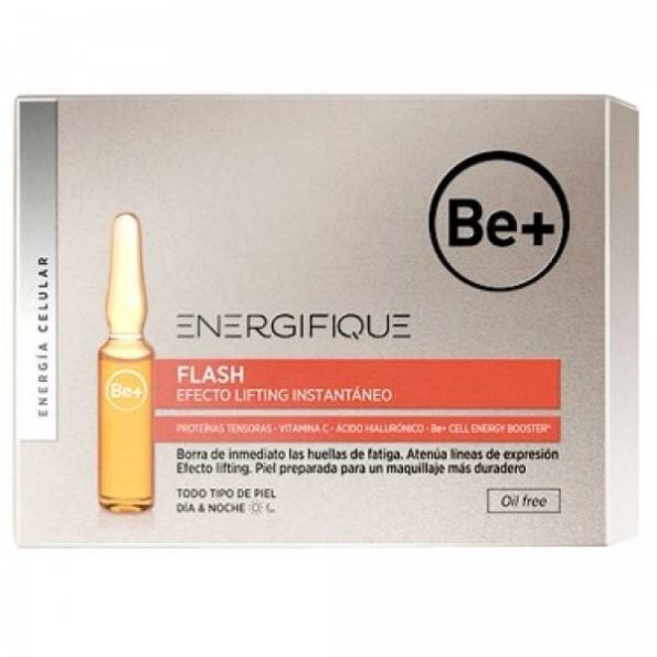 Be+ energifique ampollas flash 5u x 2 ml 188088