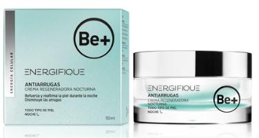 Be+ energifique antiarrugas nocturna todo tipo de piel 50 ml 188148