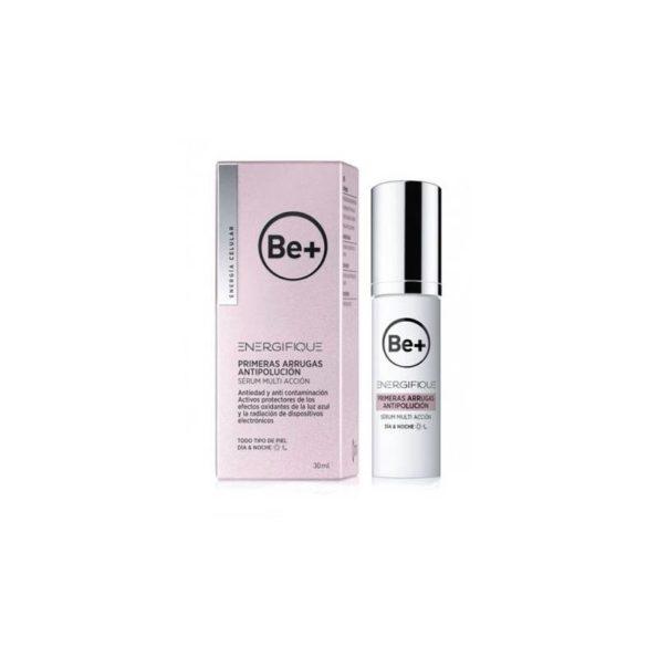 Be+ energifique primeras arrugas antipolución serum multi acción 30ml 188034