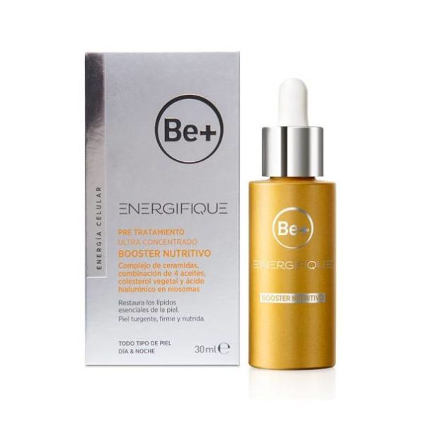 Be+ booster nutritivo ultra concentrado 30 ml 186414