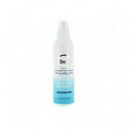 Be+ emulsion calmante cuidado post-solar 250 ml 158331
