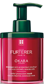 Okara mascarilla protectora de color rene furterer 200ml 150112
