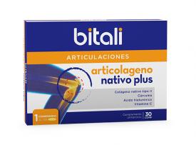 Articolageno nativo plus bitali 30 comprimidos 193012