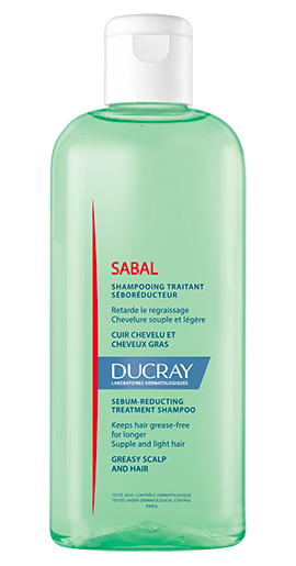 Sabal champú 125 ml ducray 258897