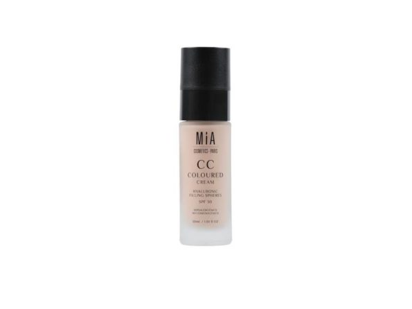 CC cream maquillaje medium 30 ml mia 443