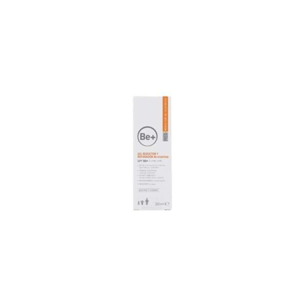 Be+ gel reductor y reparador de cicatrices spf 50+ 20 ml 187014
