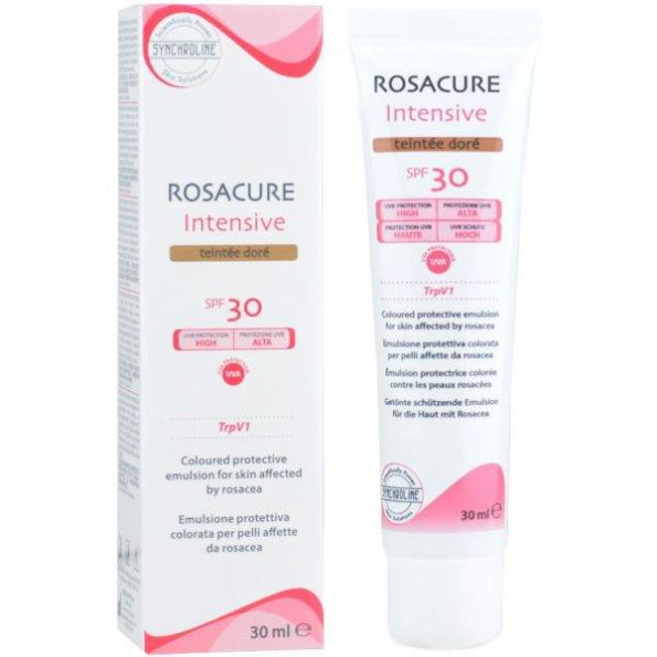 Rosacure intensive crema color brown spf30 30ml 174479