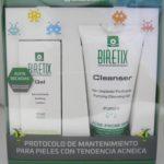 Pack Biretix gel 50 ml + Biretix cleanser 150 ml 469