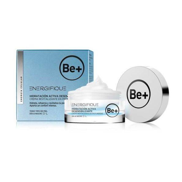 Be+ energifique hidratación activa desensibilizante 50 ml 192529