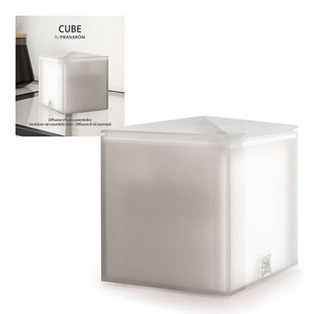 Difusor Cube blanco pranarom 477