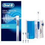 Irrigador dental Oral-b oral health center Oxyjet 180332