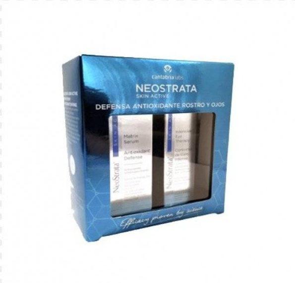 Neostrata Skin Active pack Matrix serum 30 ml + Contorno de ojos intense 15g 476
