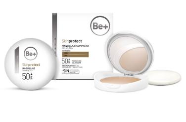 Be+ Skin Protect Maquillaje compacto piel clara spf50+ 10g 190303