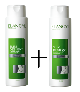 Elancyl slim desing pack duo 200 ml 2unid 183015