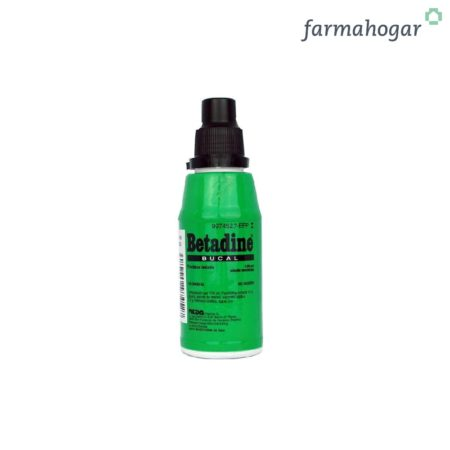 Betadine Bucal 10% Solución Tópica 125 ml 997452