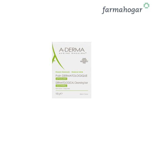A-Derma – Dermopan Pastilla Extracto de Avena 100g 367615