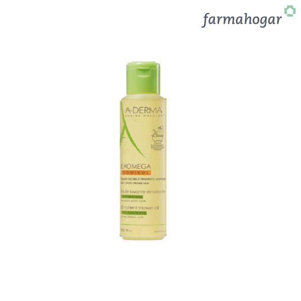 A-Derma – Exomega Control Aceite Limpiador Emoliente 500ml 345553