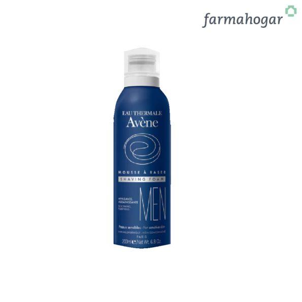 Avène – Spray Espuma de Afeitar Hombre 200ml 360594
