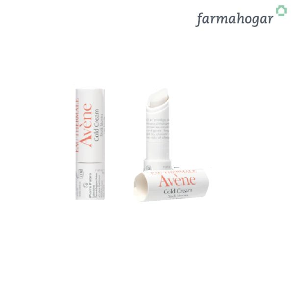 Avène – Stick Labial al cold Cream 4g 228908