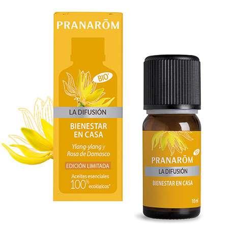 Aceite esencial Bienestar en casa Pranarom 10 ml 852913