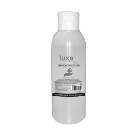 Gel Hidroalcohólico antiséptico y desinfectante de manos luxe 125ml 567
