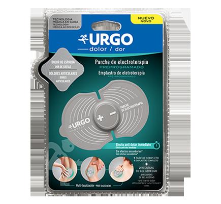 Parche de electroterapia 1U + dos recargas Urgo 194349