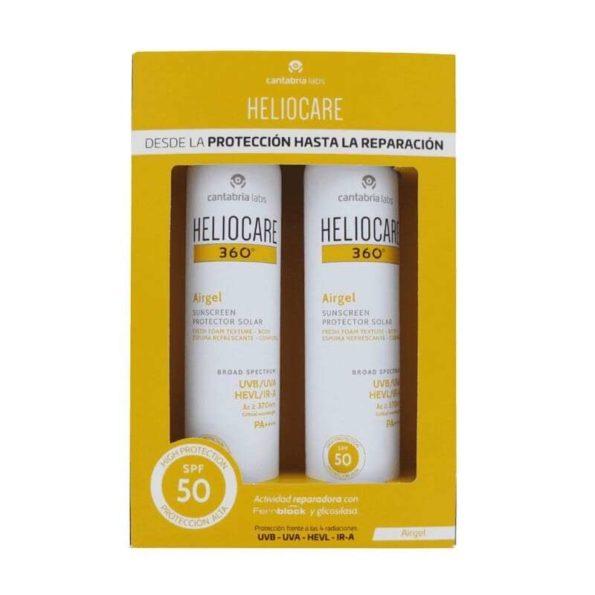 Duplo Heliocare 360 airgel spray 549
