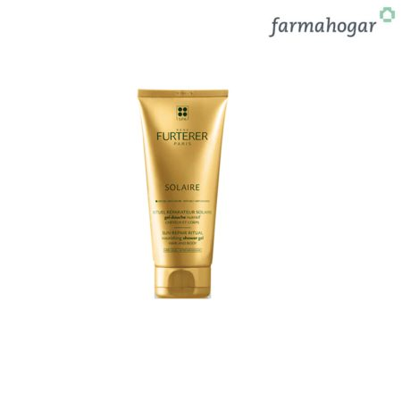 René Furterer - Gel de Ducha Hidratante para el cabello y cuerpo 200ml 328254