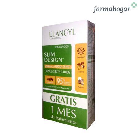 Elancyl - Slim Design Cápsulas Reductoras 3x60 cápsulas 196841