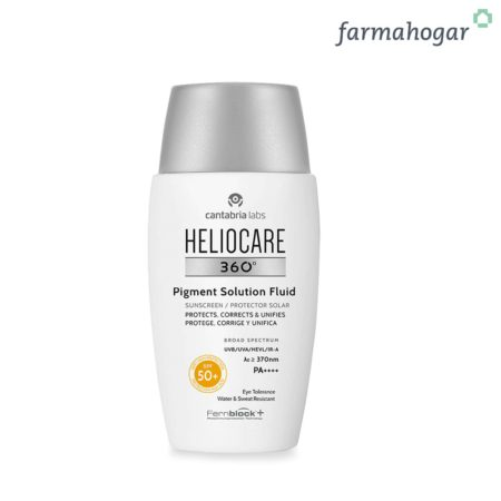 Heliocare 360º Pigment Solution Fluid SPF50+ 50ml 197779