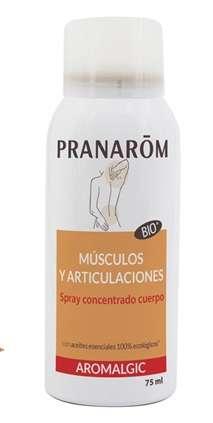 Pranarom – Spray Concentrado Músculos y Articulaciones 75ml 589