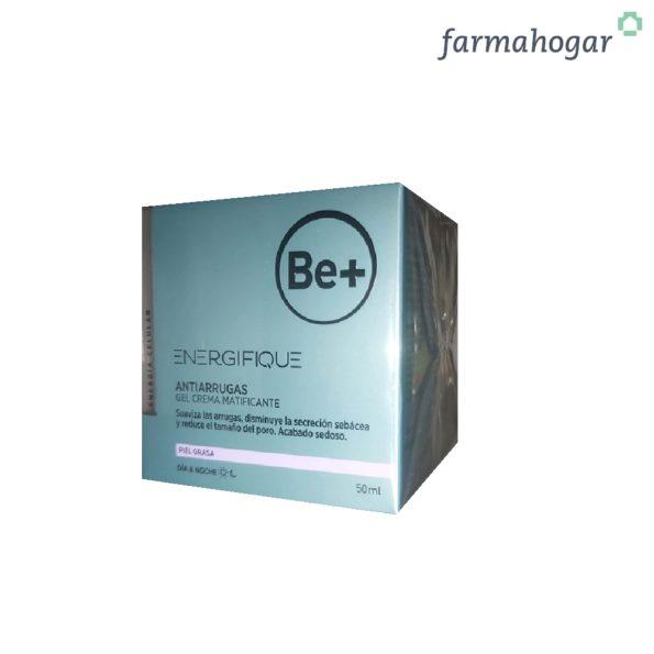 Gel crema Antiarrugas Matificante Energifique 50ml Be+ 195780