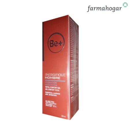 Gel confort total hidratante Hombre Energifique 50ml Be+ 196083