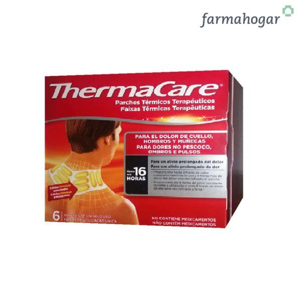 Parches Térmicos Terapéuticos Cuello Hombro y Muñecas 6U ThermaCare 167427