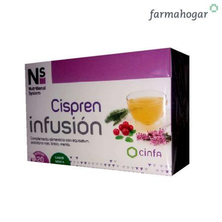 Infusión Complemento Alimenticio 20U Cispren Ns 183708