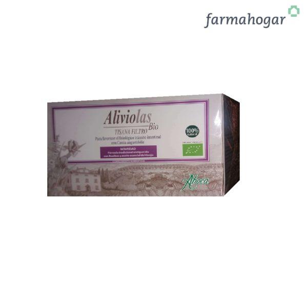 Aliviolas Bio Tisana Filtro 20 U Aboca 163262