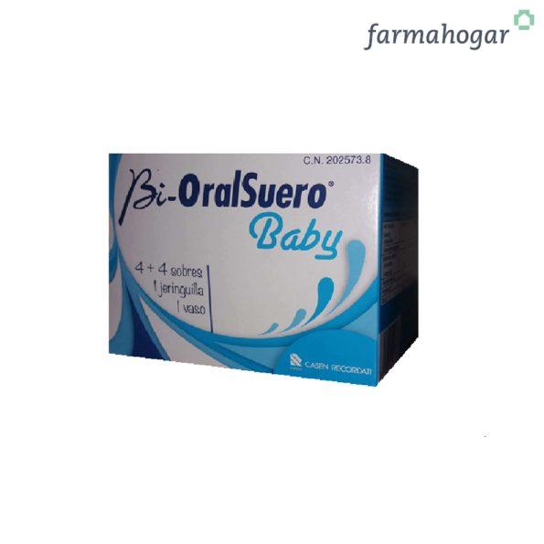 Bi-Oral Suero Baby 10 U 202573